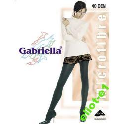 GABRIELLA  Rajstopy 40 den Microfibra size 4