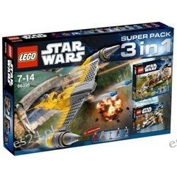 66396 - Super Pack 3 W 1 (7877 + 7929 + 7913)