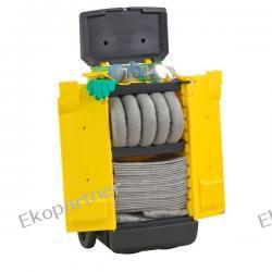Zestaw mobilny KADDIE, sorbenty uniwersalne - absorbcja 56 litrów