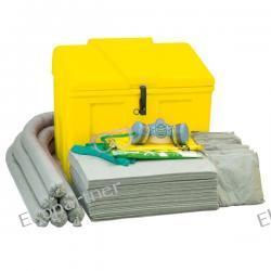 Zestaw magazynowy STORAGE 110, sorbenty uniwerslane - absorbcja 81 litrów