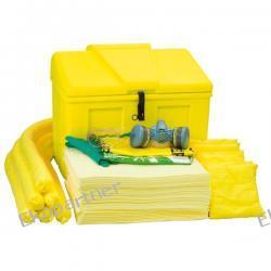 Zestaw magazynowy STORAGE 110, sorbenty chemiczne - absorbcja 81 litrów