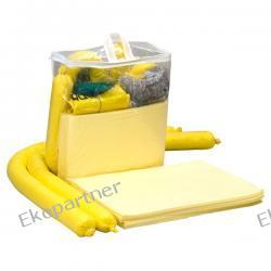 Zestaw ADR, sorbenty chemiczne - absorbcja 22 litry