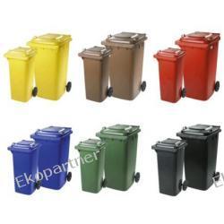 Pojemnik na odpady 120 litrów