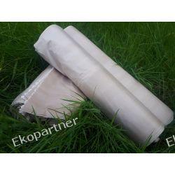 Worki biodegradowalne na odpady 60l 25szt Pozostałe