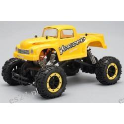Yokomo - CL Challenger 1.9 Crawler Car - żółty