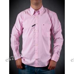 Koszula Tommy Hilfiger (różowe paseczki)