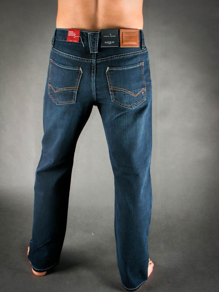 b64f2aba0290d Spodnie jeans Tommy hilfiger (madison) na Bazarek.pl