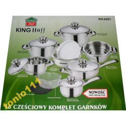 KINGHOFF 16 EL INOX INDUKCJA POLEROWANE KH4201