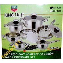 KING HOFF KH 4255 16 EL 7 WARSTW INDUKCJA OKAZJA