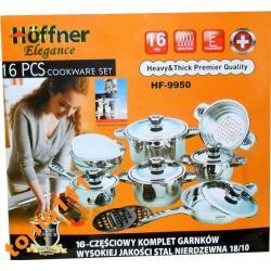 HOFFNER HF 9950 HQ 16 EL 5 X DNO CIĘŻKIE INDUKCJA
