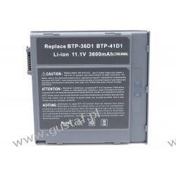 Acer TravelMate 360 / BTP-41D1 3600mAh 39.96Wh Li-Ion 11.1V szary (Cameron Sino) Głośniki przenośne