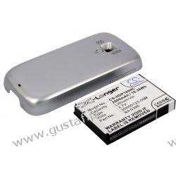 HTC Touch Pro2 / 35H00123-00M 2800mAh 10.36Wh Li-Ion 3.7V powiększony srebrny (Cameron Sino) Akumulatory