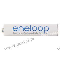 Panasonic Eneloop R03/AAA 800mAh NiMH 1.2V BK-4MCCE Części i akcesoria