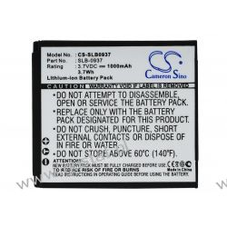 Samsung SLB-0937 1000mAh 3.70Wh Li-Ion 3.7V (Cameron Sino) Samsung