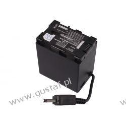 JVC BN-VG121 3000mAh 11.10Wh Li-Ion 3.7V z kablem i ładowarką płaska wtyczka (Cameron Sino) Pozostałe