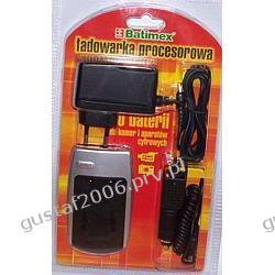 Panasonic CGA-S004 / DMW-BCB7 ładowarka 230V/12V (Batimex) Akcesoria fotograficzne