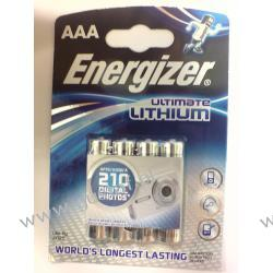 Baterie AAA Energizer Ultimate Lithium AAA (R3)