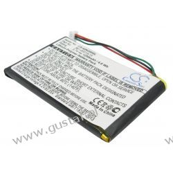 Garmin Nuvi 200 / 361-00019-11 1250mAh 4.63Wh Li-Polymer 3.7V (Cameron Sino) Akcesoria i części