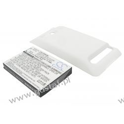 HTC Evo 4G / BA S390 2200mAh 8.14Wh Li-Ion 3.7V powiększony biały (Cameron Sino) Pozostałe