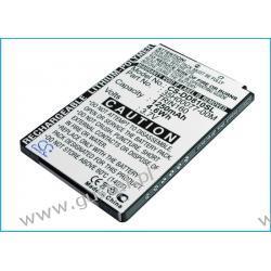 HTC P3600 / 35H00077-00M 1250mAh 4.63Wh Li-Polymer 3.7V (Cameron Sino) Pozostałe