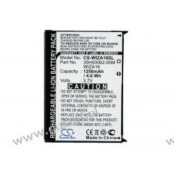 HTC MDA Vario / WIZA16 1250mAh 4.63Wh Li-Ion 3.7V (Cameron Sino) Akumulatory