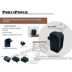Minolta NP-400 ładowarka ACMPE z wymiennym adapterem (gustaf)