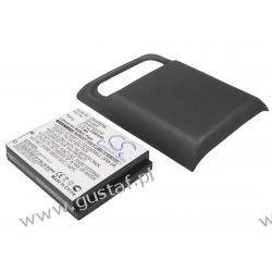 HTC HD7 / 35H00143-01M 2100mAh 7.77Wh Li-Ion 3.7V powiększony czarny (Cameron Sino) Palmtopy