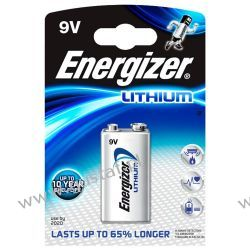 Bateria litowa Energizer LA522 Ultimate Lithium LA522/9V 9V (6F22)