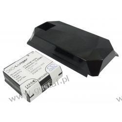HTC Diamond / 35H00112-09M 2400mAh 8.88Wh Li-Ion 3.7V powiększony czarny (Cameron Sino) HP, Compaq