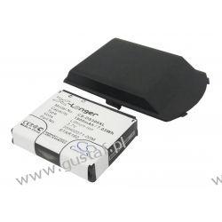 HTC Startrek 160 / STAR160 1900mAh 7.03Wh Li-Ion 3.7V powiększony czarny (Cameron Sino) Palmtopy