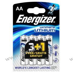 Baterie AA Energizer Ultimate Lithium AA (R6)