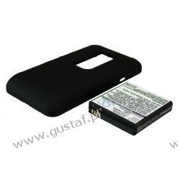 HTC Evo 3D / 35H00164-00M 2400mAh 8.88Wh Li-Ion 3.7V powiększony czarny (Cameron Sino) Palmtopy