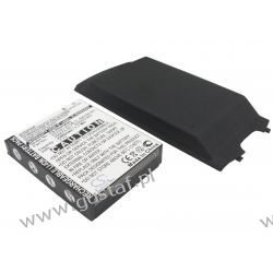 HP iPAQ Data Messenger / 506674-001 2480mAh 9.17Wh Li-ion 3.7V powiększony czarny (Cameron Sino) Palmtopy