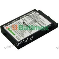 Mitac Mio A700 / E3MT11124X1  3000mAh 11.1Wh Li-Polymer 3.7V powiększony czarny (Batimex) Akumulatory