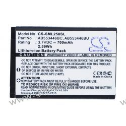 Samsung SGH-L250 / AB553446BC 700mAh 2.59Wh Li-Ion 3.7V (Cameron Sino) Pozostałe