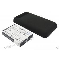 HTC Incredible S / BG32100  2400mAh 8.88Wh Li-Ion 3.7V powiększony czarny (Cameron Sino) Pozostałe