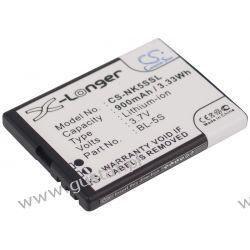 Nokia 2330 Classic / BL-5S 900mAh 3.33Wh Li-Ion 3.7V (Cameron Sino) Nokia
