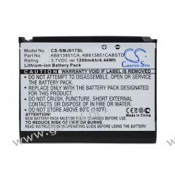 Samsung SGH-i617 /AB813851CA 1200mAh 4.44Wh Li-Ion 3.7V (Cameron Sino) Pozostałe