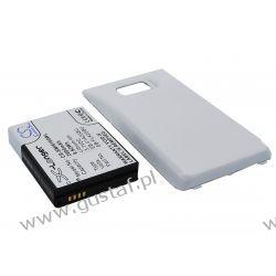 Samsung Galaxy S II / EB-F1A2GBU 2600mAh 9.62Wh Li-Ion 3.7V powiększony biały (Cameron Sino) Ładowarki