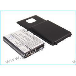 Samsung SGH-I777 / EB-L1A2GBA 3000mAh 11.10Wh Li-Ion 3.7V powiększony czarny (Cameron Sino) Części i akcesoria