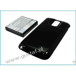 Samsung SGH-T989 / EB-L1D7IBA 3400mAh 12.58Wh Li-Ion 3.7V powiększony czarny (Cameron Sino) HP, Compaq