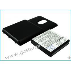 Samsung SPH-D710 / EB625152VA 2400mAh 8.88Wh Li-Ion 3.7V powiększony czarny (Cameron Sino) HTC/SPV