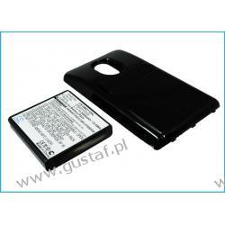 Samsung SPH-D710 / EB625152VA 3400mAh 12.58Wh Li-Ion 3.7V powiększony czarny (Cameron Sino) HTC/SPV