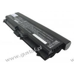 Lenovo ThinkPad T510 / 42T4235 6600mAh 73.26Wh Li-Ion 11.1V czarny (Cameron Sino) C (R14)