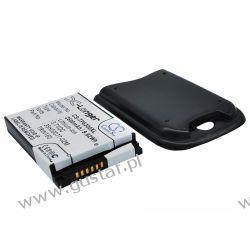 HTC P6300 / 35H00077-00M 2600mAh 9.62Wh Li-Ion 3.7V powiększony srebrny (Cameron Sino) Pozostałe