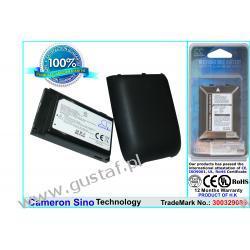 HTC Iris 100 / BERR160 1880mAh 6.96Wh Li-Ion 3.7V powiększony czarny (Cameron Sino) Akumulatory