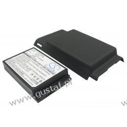 HTC Max 4G / 35H00077-13M 2400mAh 8.88Wh Li-Polymer 3.7V powiększony czarny (Cameron Sino) Pozostałe