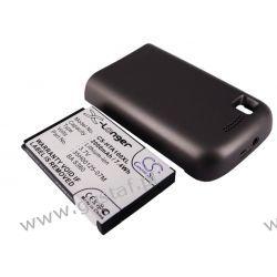 HTC Tatto / TOPA160 2000mAh 7.40Wh Li-Ion 3.7V powiększony szary metalik (Cameron Sino) Pozostałe