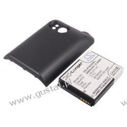 HTC Thunderbolt / BTR6325 2400mAh 8.88Wh Li-Ion 3.7V powiększony czarny (Cameron Sino) Toshiba