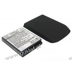 HTC myTouch 4G / BTR6325 2400mAh 8.88Wh Li-Ion 3.7V powiększony czarny (Cameron Sino) Samsung
